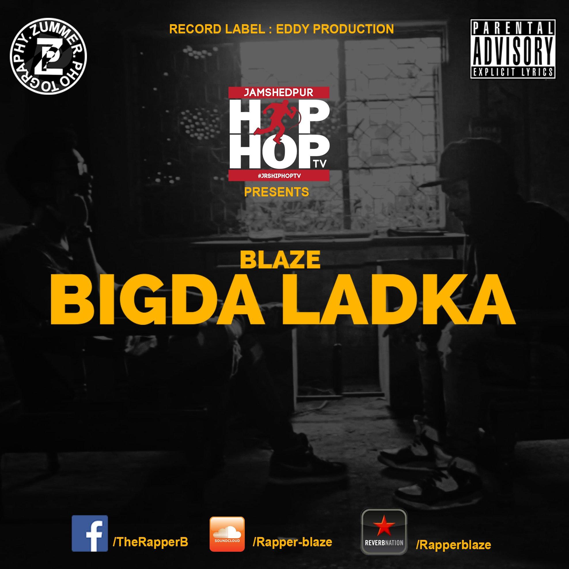 Kahan Ho Tum[ HO RAP ]- Rapper Blaze Ft  Laxman Bodra by
