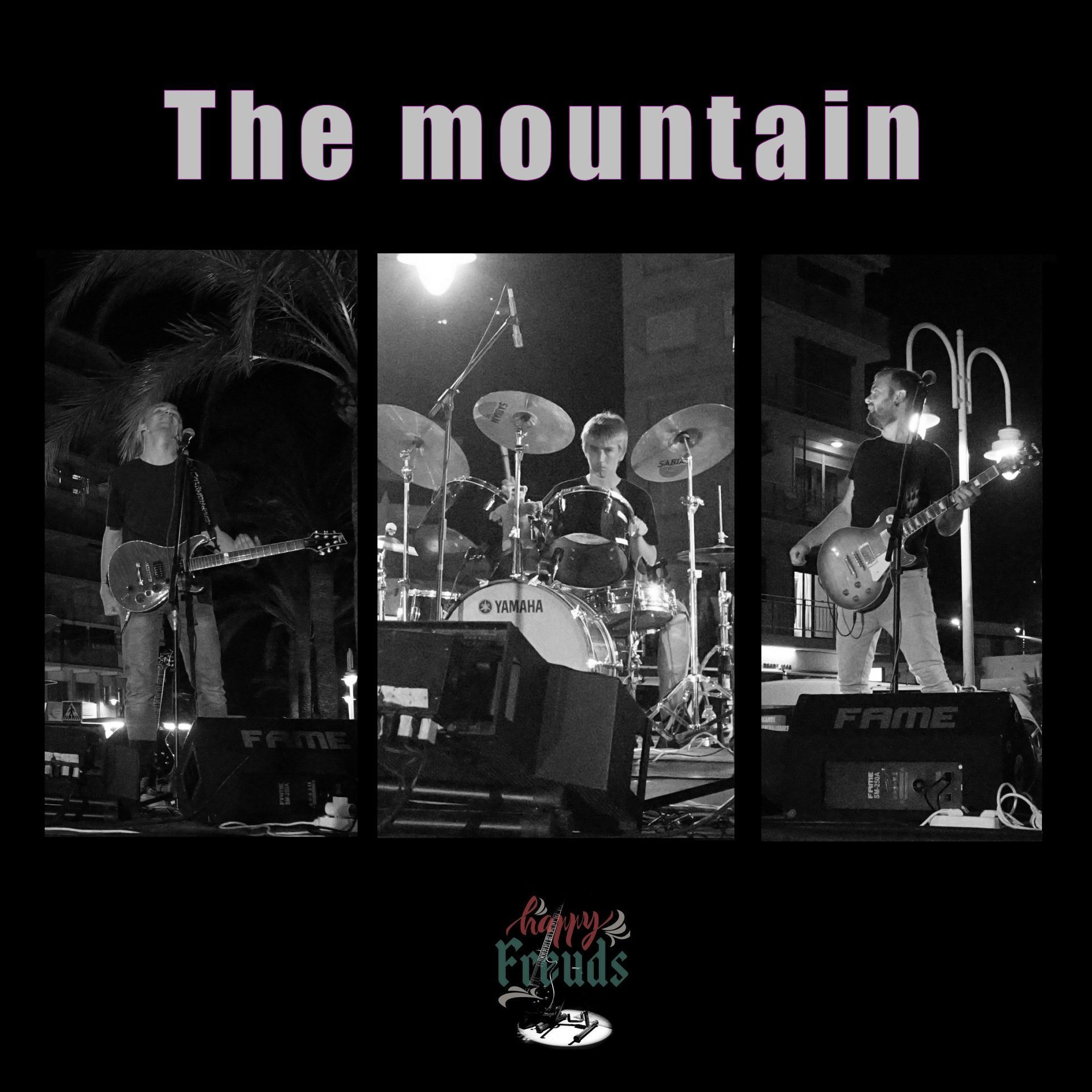 The Mountain - upcoming release.