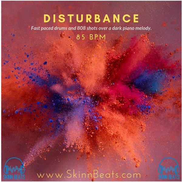 Disturbance - Big Sean / Drake type beat by Skinn Beats