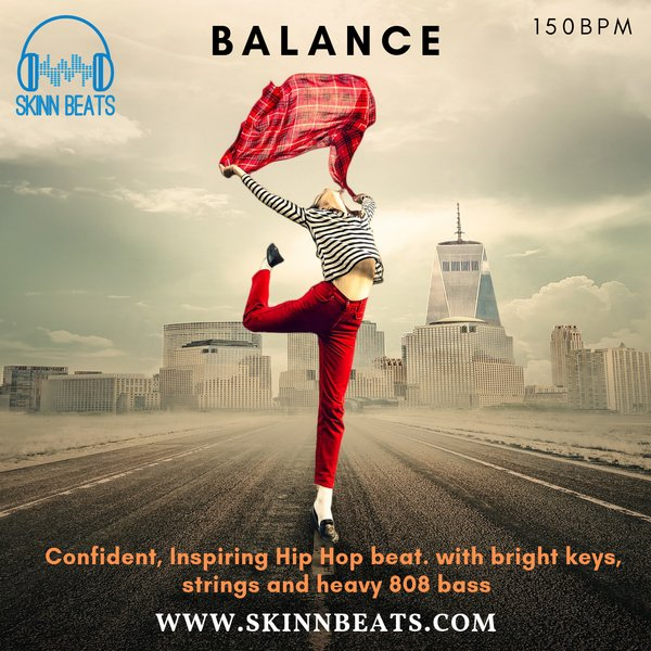 Balance - Confident Inspiring Lil Uzi Vert type Hip Hop beat