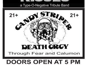 Candy striper death orgy can not