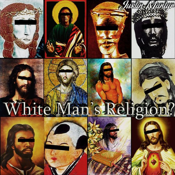 White Man's Religion? by Justin Martyr | ReverbNation