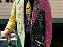 Sam McMillan Painted Suit Shot
