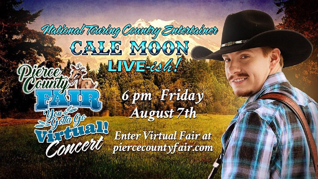 Pierce County Fair Virtual Concert 2020