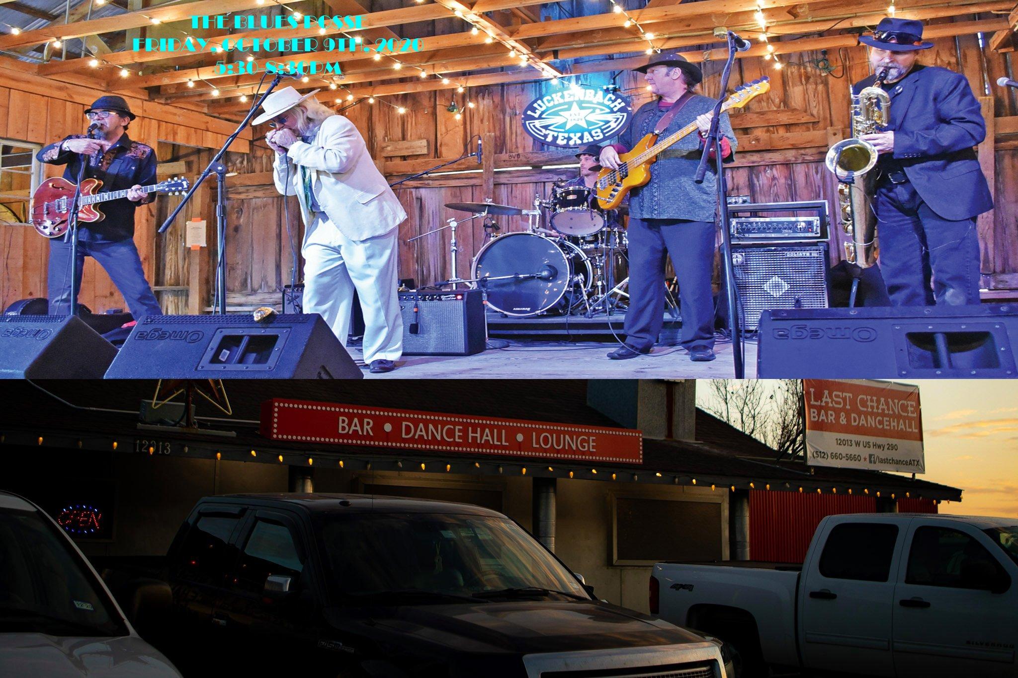 Blues Show 10/9/2020 Last Chance