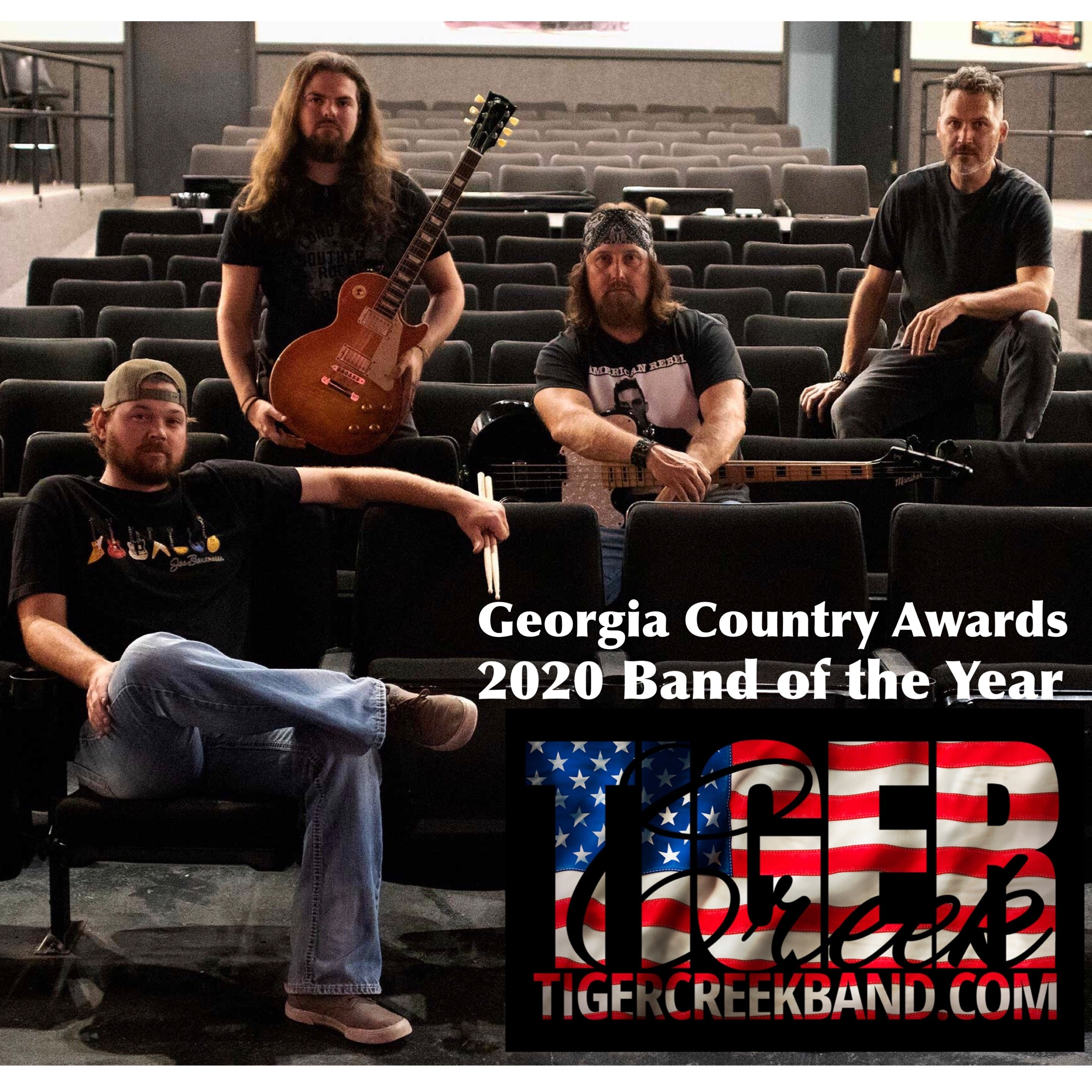 Georgia-Country Awards 2020 Band of the Year