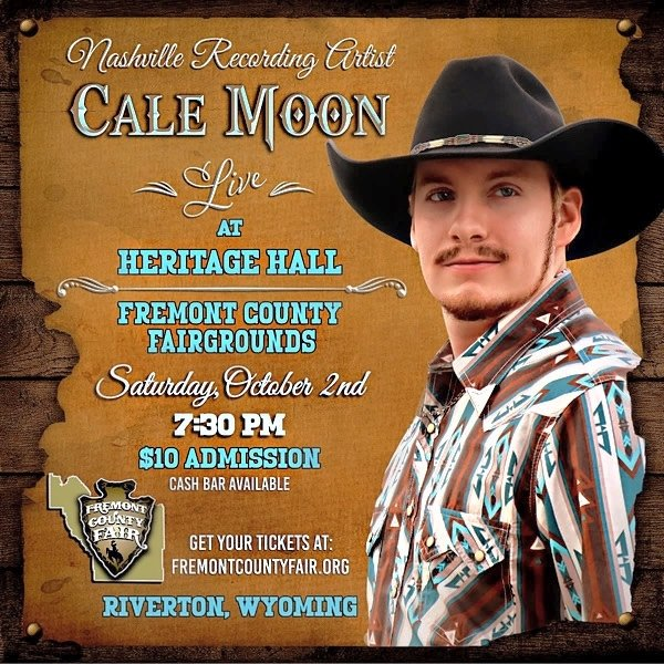 Cale Moon Live at Heritage Hall 2021