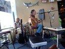 At San Felipe's Cantina with Chongo