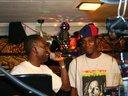 D-Man w/ DJ Tripple555 @ LionTVShow