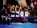 Swingin' at the 2010 NYE Bonza Bash (Dancers Chris & Alison Evan)