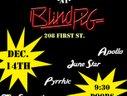 Dec. 14th @ The Blind Pig!