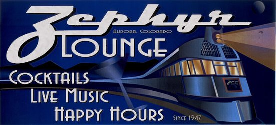 zephyr lounge aurora co shows schedules and directions reverbnation. Black Bedroom Furniture Sets. Home Design Ideas