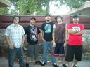 (L to R) Randy, Phillip, Cody, Christian, Hector G