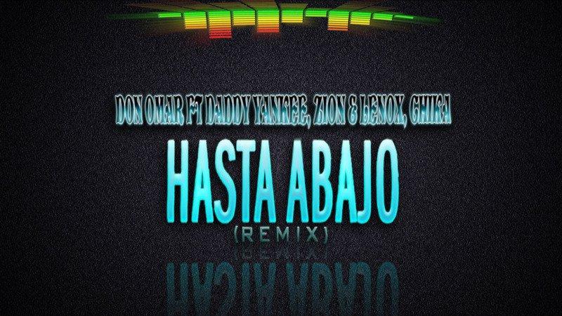 Don Omar Ft  Lucenzo, Daddy Yankee & Arcángel - Danza Kuduro