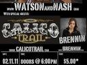 Watson & Nash @ Hard Rock Cafe