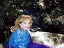 Debra in the Smokey mountains