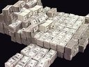 Stacks of money 1296964416