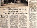 Rag tag Market review NME 1977