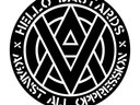 Hello Bastards Badge