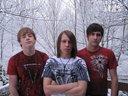 L to R: Hogan Brecount, Jesse Hardiek, Evan Turner