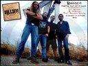 Bullseye Promo cd Poster