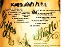 "the 4 c's street album ...""lifes a hustle""  keaeo and D.T.L callabo"