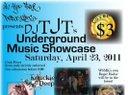 DJ TJT'S UNDERGROUND MUSIC SHOWCASE!