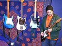 John Salamone - Fender Guitars Promo Pic
