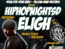 Eligh @ Winstons May 20th 2011