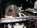 Surrounded by synths