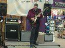 John Vadas  at Guitar Center