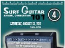 Surf Guitar 101 Convention August 13, 2011