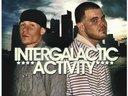 """Intergalactic Activity"" mixtape with Raymond Cherubini (Available on DatPiff.com)"