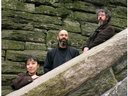 (L-R) Yuko Fujiyama, Clif Jackson, David Gould