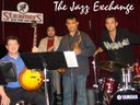Playing at Steamers, Fullerton, CA