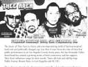THEE AREA -Music Band Bio