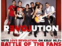 HELP LOVE REVOLUTION WIN THIS BATTLE BY VOTING FOR US!!