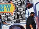 ConvoTronics Vans Warped Tour Bring it Back Stage