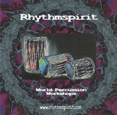Rhythmspirit Percussion Workshops