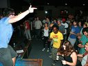 Photo taken by Erica Corbo at Blockley ?uestlove show on 8/3/2011
