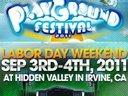 PlayGround Festival 2011