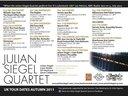 Julian Siegel Quartet Urban Theme Park Tour Dates Autumn 2011