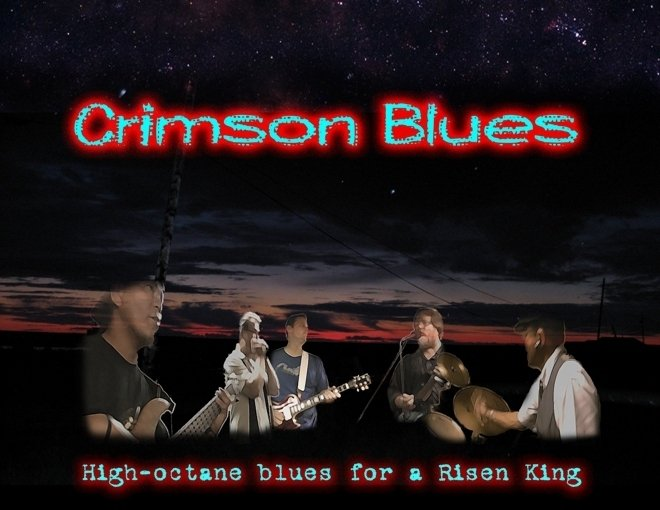 Crimson Blues