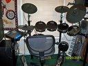 my alesis dm 10 drum set
