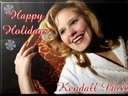 Happy Holidays 2010 Kendall Phillips