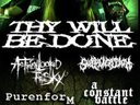"COME SEE US OPEN FOR ""THY WILL BE DONE""!!!!!!!!!!!!!!!"