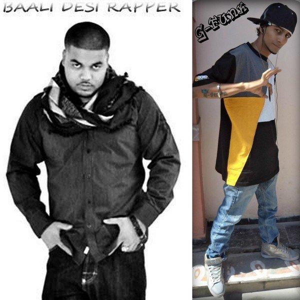 Baali desi rapper ft  G-funk pistol meri loaded by G-funk [official