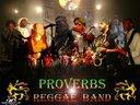 Proverbs Reggae Band Wall Paper