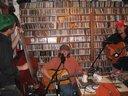 The Dirt Nap Band in KHUM Studios