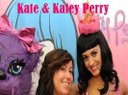 Kate Ivy and Katy Perry